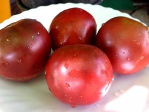 Помидоры Brandywine Black — Чёрный Бренди  (10 семян за  60 руб.)
