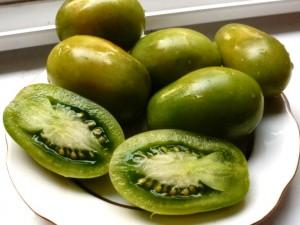 Помидоры Сhile Verde — Зелёный Чили